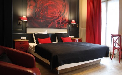 hotel strasbourg le roses chambres. Black Bedroom Furniture Sets. Home Design Ideas